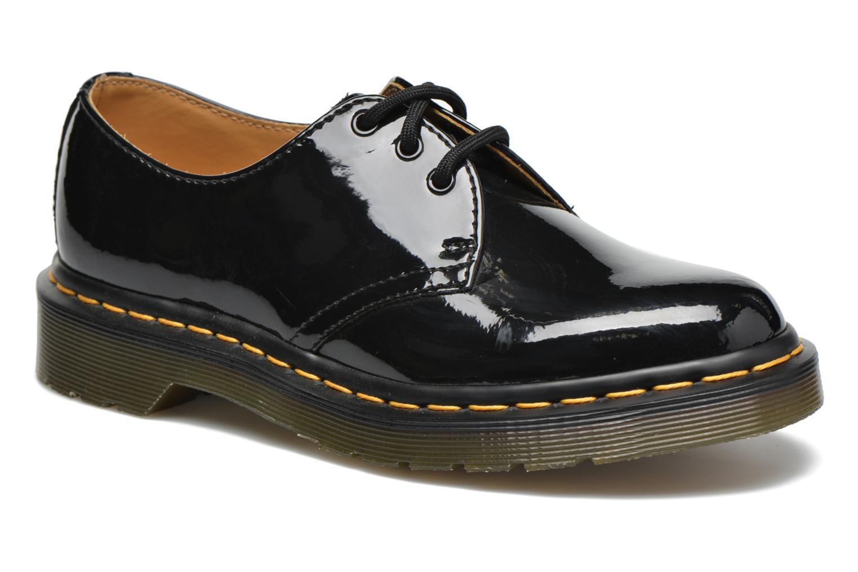 Chaussures à lacets Dr. Martens 1461 W Noir vue détail/paire