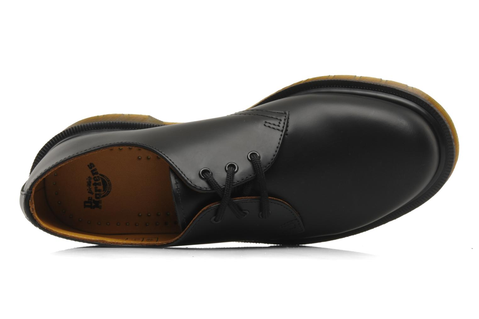 Lace-up shoes DR. Martens 1461 w Black view from the left