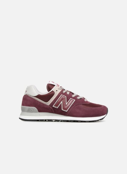 Sneakers New Balance Ml574 Oranje achterkant