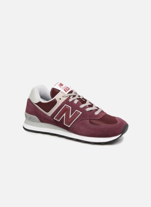 Sneakers New Balance Ml574 Oranje detail