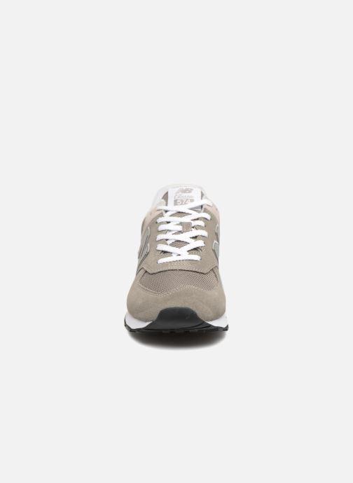 Sneaker New Balance Ml574 grau schuhe getragen