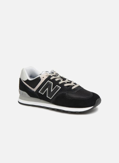 Trainers New Balance Ml574 Black detailed view/ Pair view