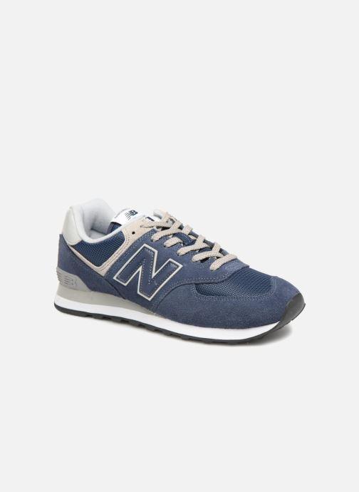 Sneakers New Balance Ml574 Blauw detail
