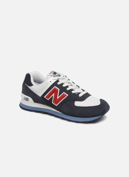 b249e79944ee New Balance Ml574 (Blue) - Trainers chez Sarenza (325434)
