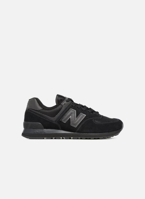 Sneakers New Balance Ml574 Sort se bagfra