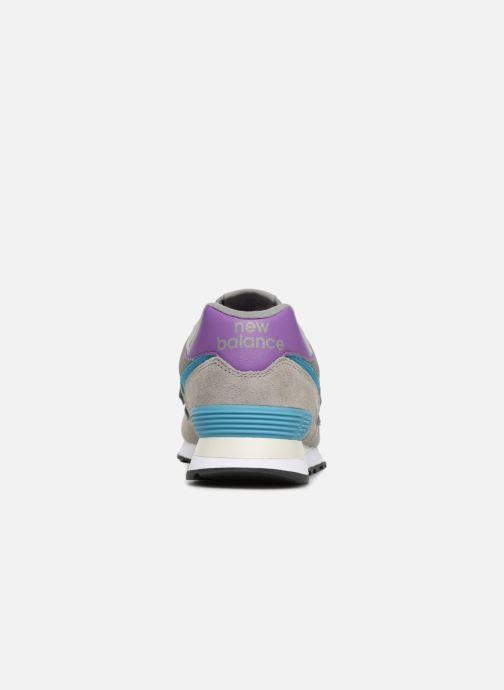 Sneakers New Balance Ml574 Grijs rechts