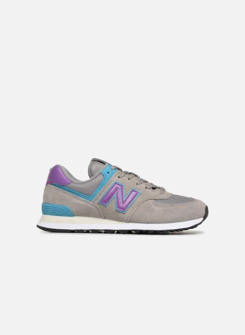 Sneakers New Balance Ml574 Grijs achterkant