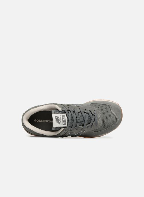 Sneakers New Balance Ml574 Groen links