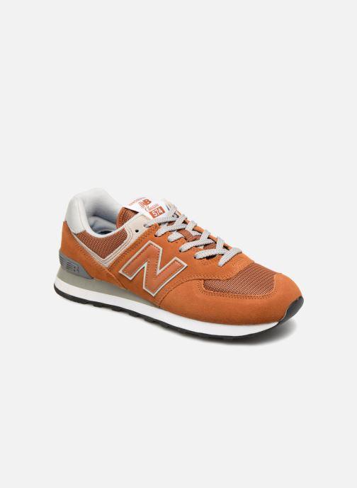 New Balance Ml574 (verde) - scarpe da da da ginnastica chez | Varietà Grande  | Uomo/Donne Scarpa  3b1891