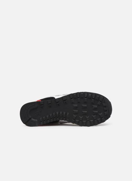Sneaker New Balance Ml574 mehrfarbig ansicht von oben