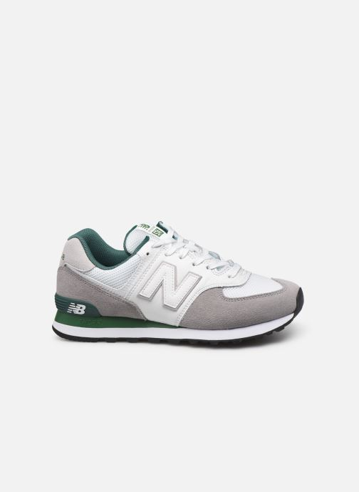 Sneakers New Balance Ml574 Wit achterkant