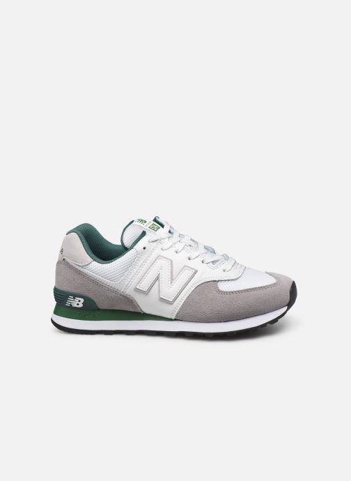 Sneaker New Balance Ml574 weiß ansicht von hinten