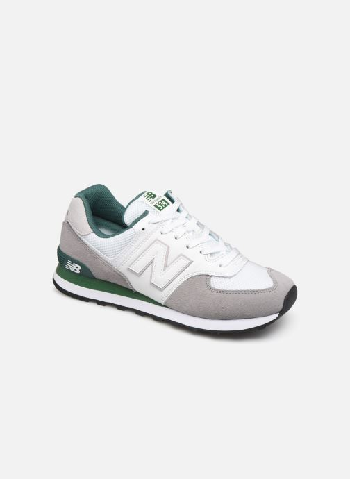 Sneakers New Balance Ml574 Wit detail