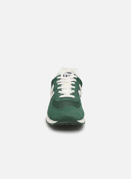 Trainers New Balance Ml574 Green model view