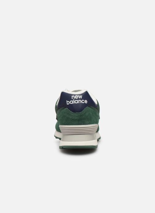 Sneakers New Balance Ml574 Groen rechts