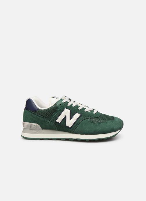 Trainers New Balance Ml574 Green back view