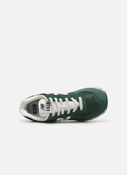 Sneakers New Balance Ml574 Groen links