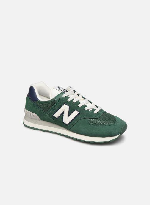 Sneakers New Balance Ml574 Groen detail