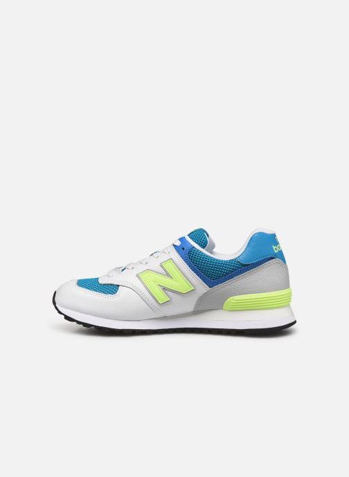 Sneakers New Balance Ml574 Multicolor voorkant