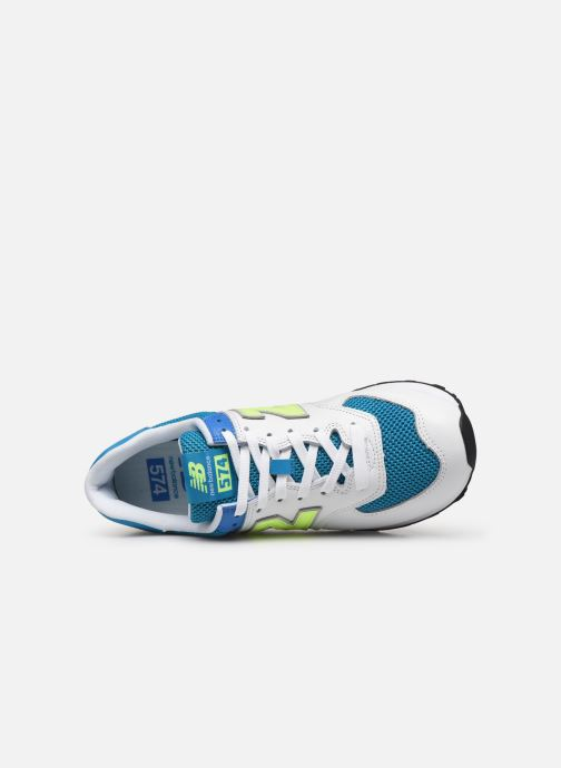 Baskets New Balance Ml574 Multicolore vue gauche