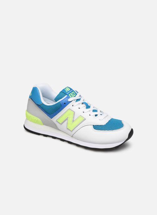 Sneakers New Balance Ml574 Multi detaljeret billede af skoene