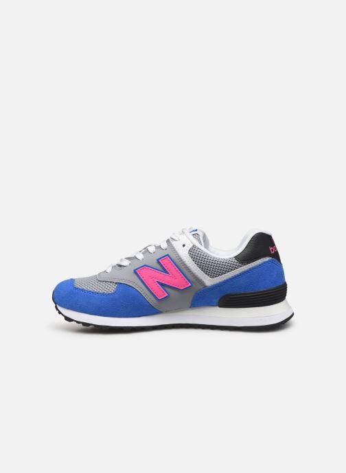 Sneaker New Balance Ml574 mehrfarbig ansicht von vorne