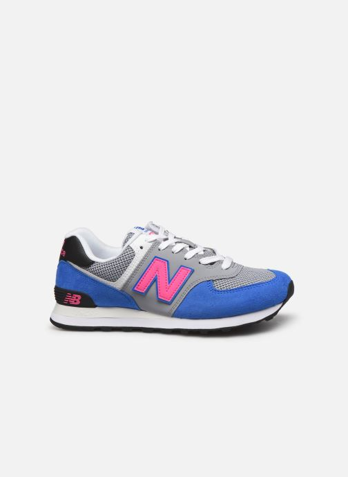 Trainers New Balance Ml574 Multicolor back view