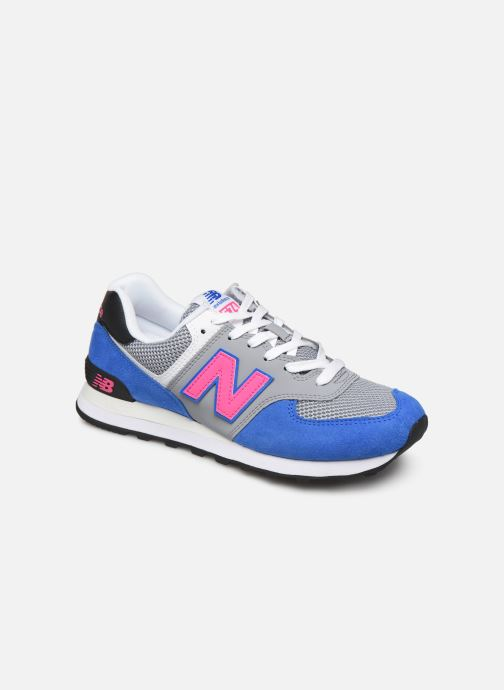 Trainers New Balance Ml574 Multicolor detailed view/ Pair view