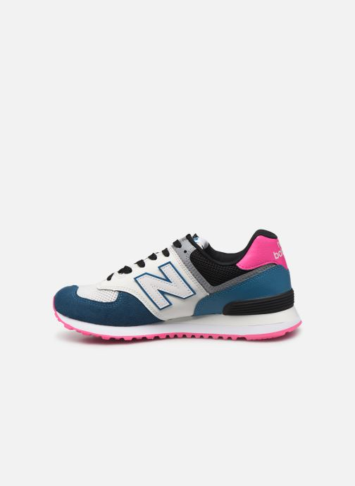 Baskets New Balance Ml574 Multicolore vue face