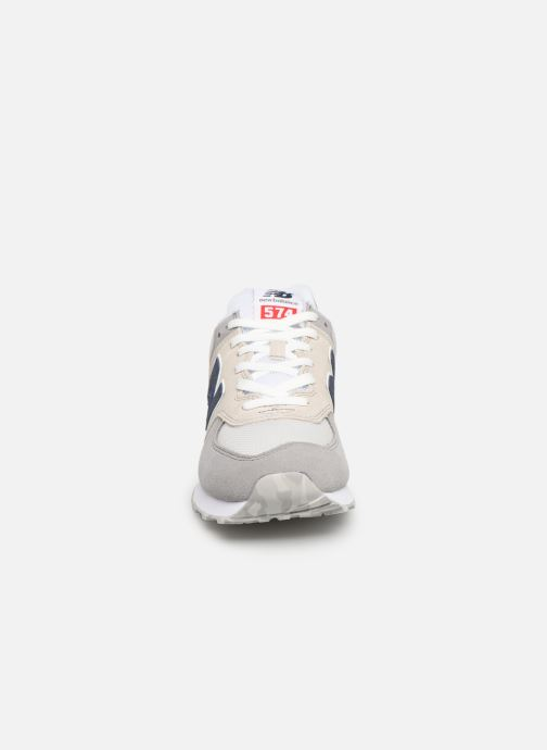 Trainers New Balance Ml574 White model view