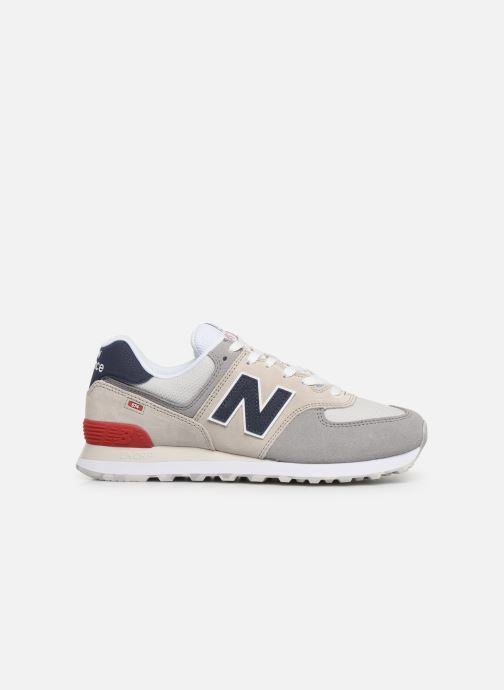 Trainers New Balance Ml574 White back view