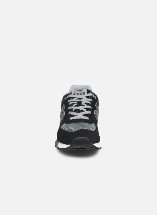 Sneakers New Balance Ml574 Sort se skoene på