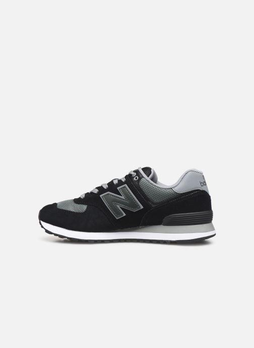 Sneakers New Balance Ml574 Sort se forfra