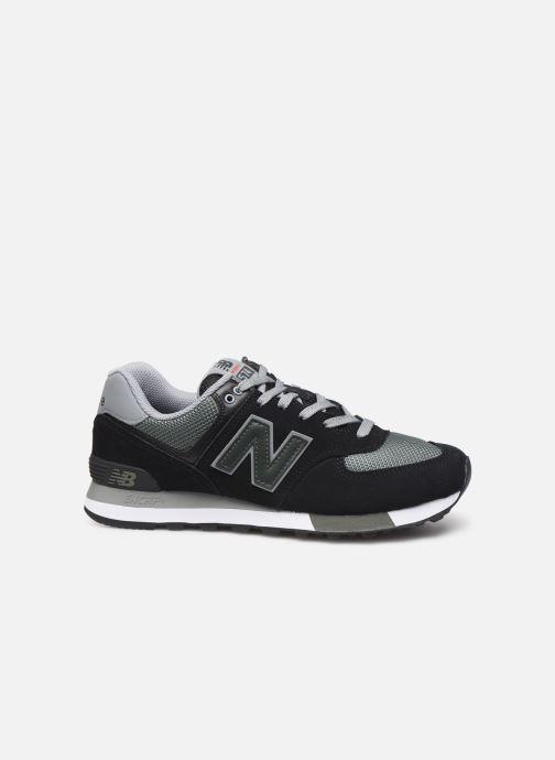 Sneakers New Balance Ml574 Sort se bagfra