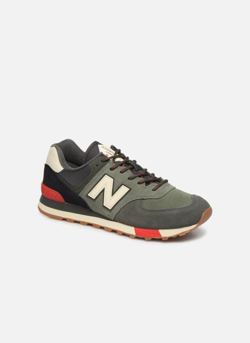 Sneakers New Balance Ml574 Groen detail