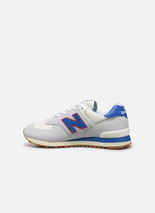 Sneakers New Balance Ml574 Grå se forfra