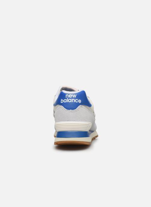 Sneakers New Balance Ml574 Grå Se fra højre