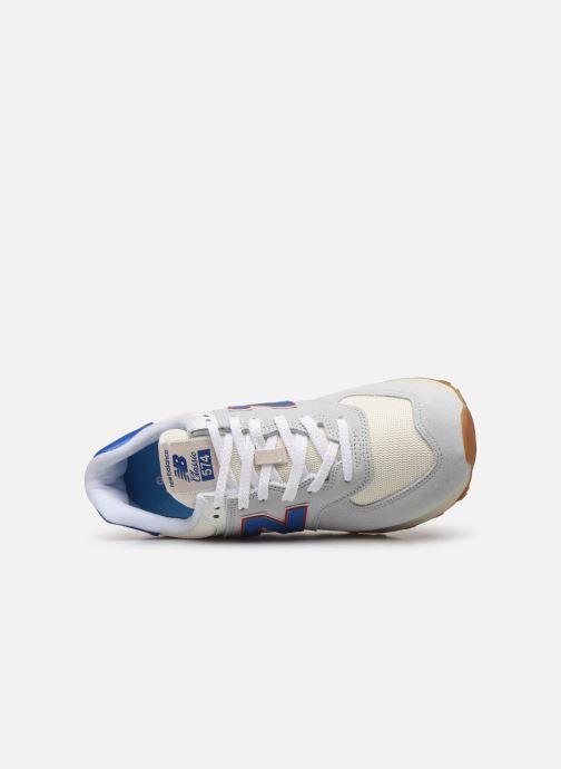 Sneakers New Balance Ml574 Grå se fra venstre