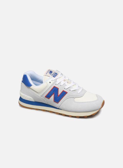 Sneakers New Balance Ml574 Grå detaljeret billede af skoene