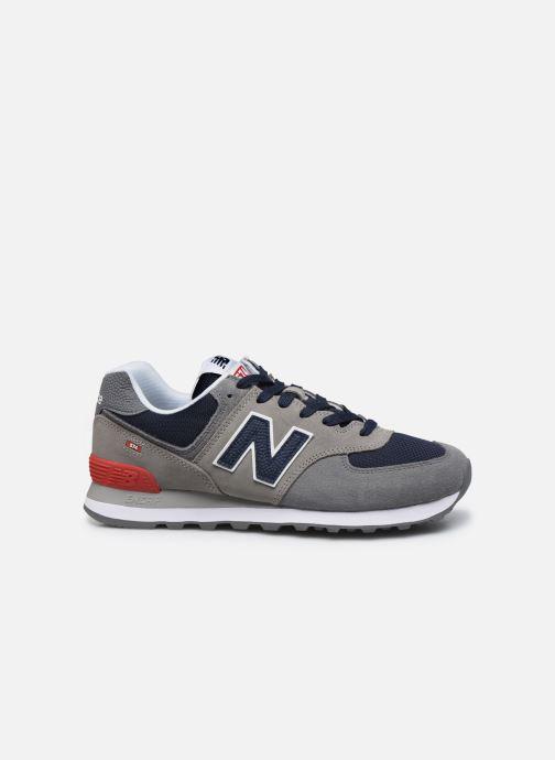 Sneakers New Balance Ml574 Grigio immagine posteriore