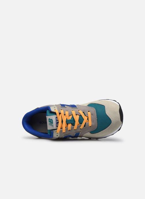 Sneakers New Balance Ml574 Grijs links