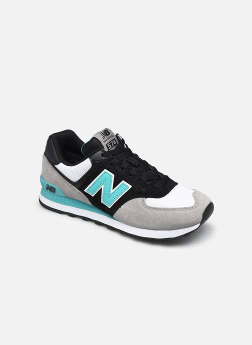 Baskets New Balance Ml574 Multicolore vue détail/paire