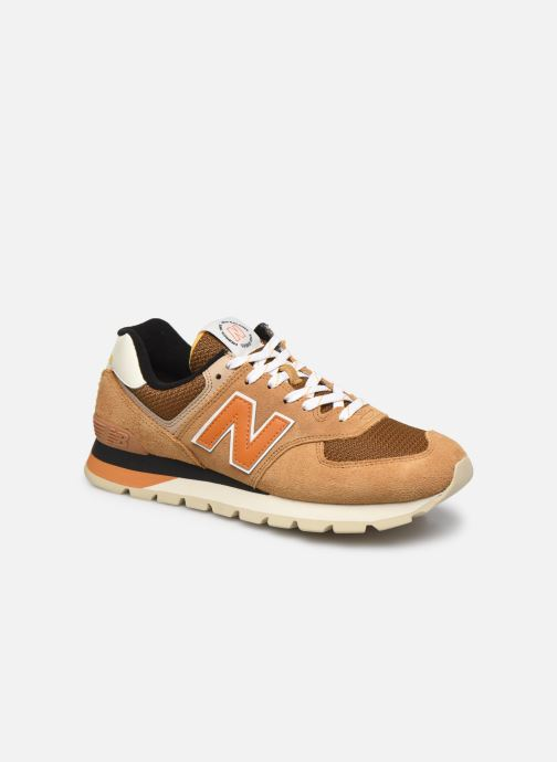 Sneaker New Balance Ml574 beige detaillierte ansicht/modell
