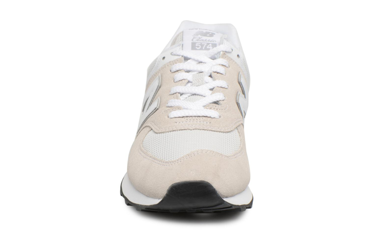 Sneakers New Balance Ml574 Grijs model