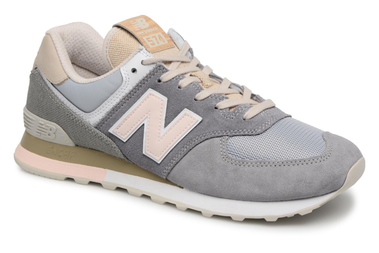 New Balance Ml574 (Gris) - Baskets en Más cómodo Nouvelles chaussures pour hommes et femmes, remise limitée dans le temps