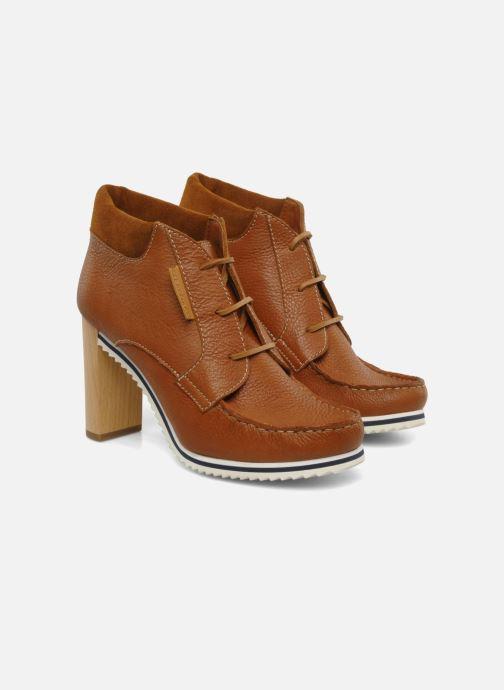 Boots en enkellaarsjes See by Chloé Gramercy Park Bruin 3/4'