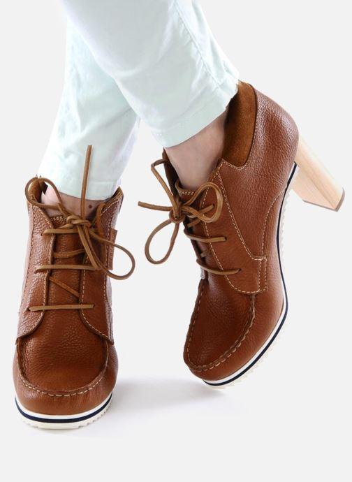 Boots en enkellaarsjes See by Chloé Gramercy Park Bruin onder