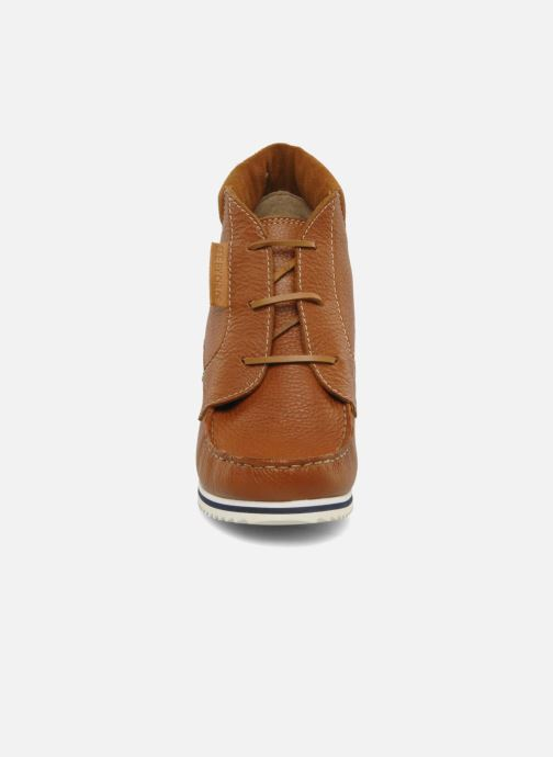 Boots en enkellaarsjes See by Chloé Gramercy Park Bruin model