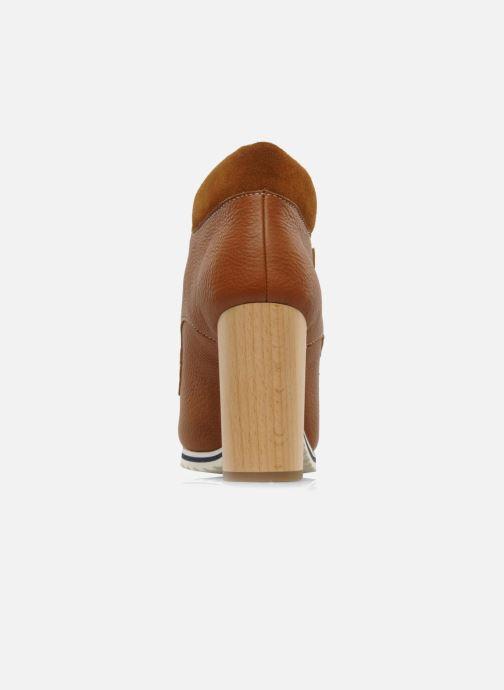 Boots en enkellaarsjes See by Chloé Gramercy Park Bruin rechts