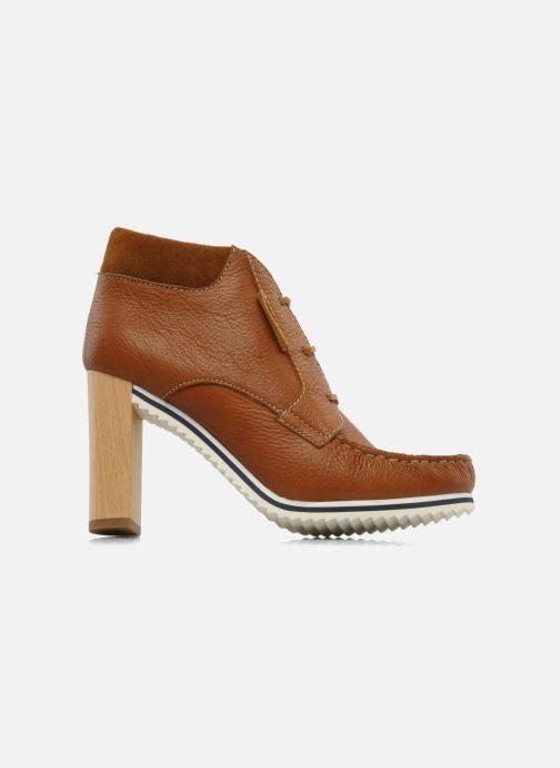 Bottines et boots See by Chloé Gramercy Park Marron vue derrière